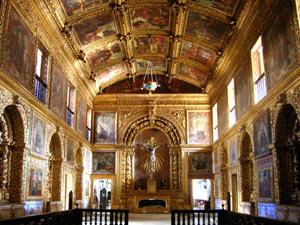Capela Dourada, Recife, PE.